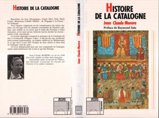 Couverture Histoire de la Catalogne