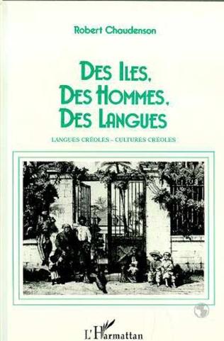 Couverture Des îles, des hommes, des langues
