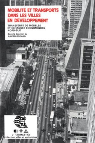 Couverture Mobilité et transports dans les villes en développement