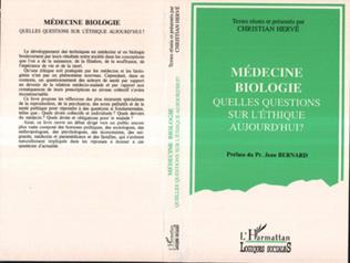 Couverture Médecine biologie