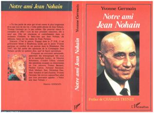 Couverture Notre ami Jean Nohain