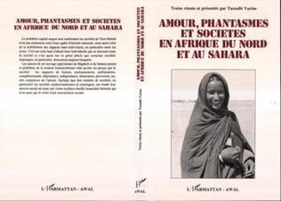 Couverture Amour, fantasme et société en Afrique du Nord et au Sahara