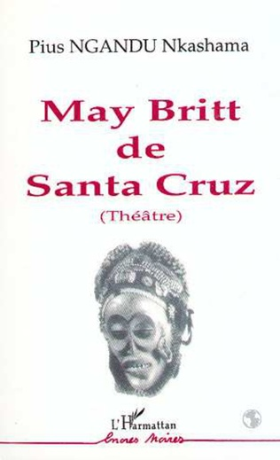 Couverture May Britt de Santa Cruz