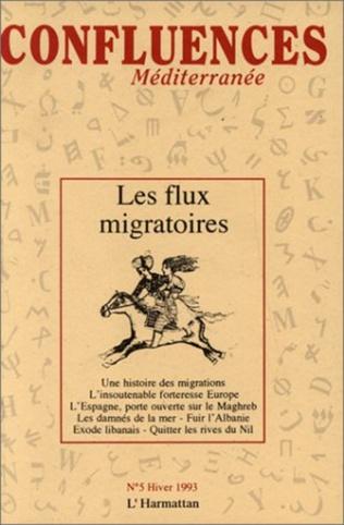 Couverture Les flux migratoires