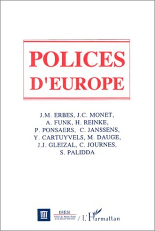 Couverture Polices d'Europe