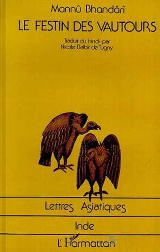Couverture Le festin des vautours