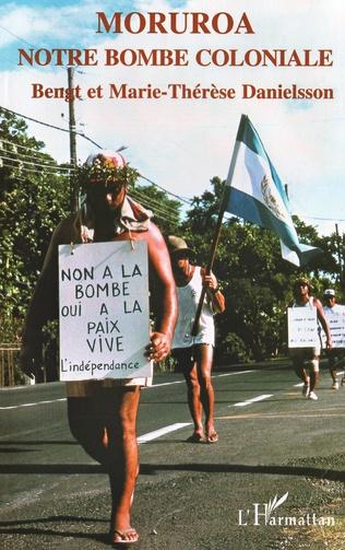Couverture Mururoa, notre bombe coloniale
