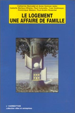 Couverture Le logement une affaire de famille