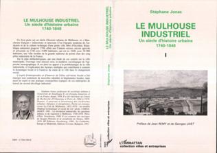 Couverture Le Mulhouse industriel