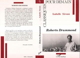 Couverture Roberto drummond