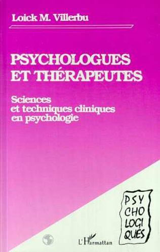 Couverture Psychologues et thérapeutes