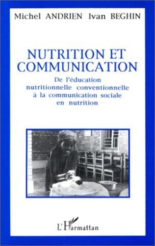 Couverture Nutrition et communication