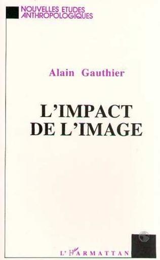 Couverture L'impact de l'image
