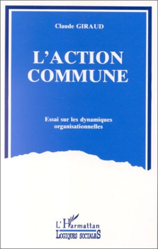 Couverture L'action commune