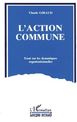 Couverture L'action commune