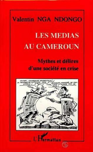 Couverture Les médias au Cameroun