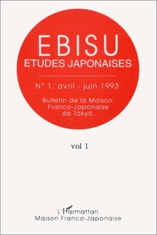 Couverture Ebisu 1