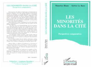 Couverture Les minorités dans la cité