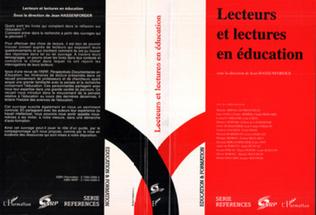 Couverture Lecteurs et lectures en éducation