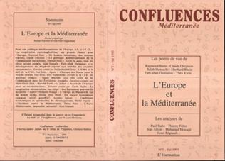 Couverture L'Europe et la Méditerranée