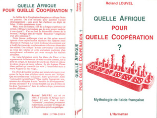 Couverture Quelle Afrique pour quelle coopération ?