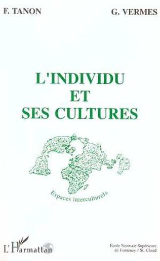 Couverture L'individu et ses cultures