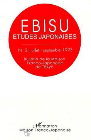 Couverture Ebisu 2