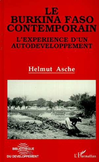 Couverture Le Burkina Faso contemporain
