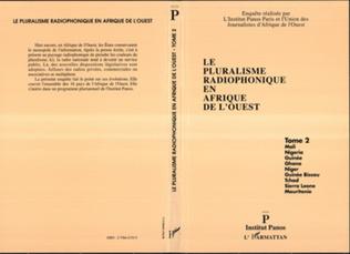 Couverture Le pluralisme radiophonique en Afrique de l'Ouest