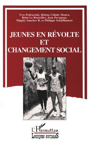 Couverture Jeunes en révolte et changement social