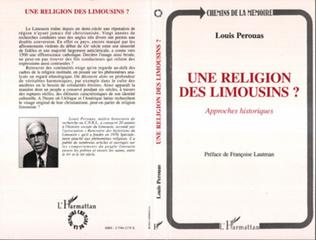 Couverture Une religion des Limousins? Approches historiques