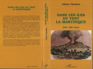 Couverture Dans les îles du vent, la Martinique, XVIIè-XIXè s