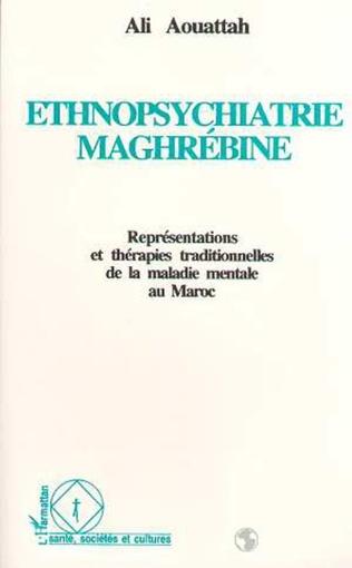 Couverture Ethnopsychiatrie maghrébine