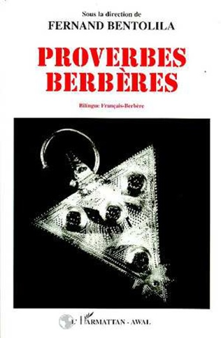Couverture Proverbes berbères