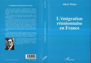Couverture L'émigration réunionnaise en France