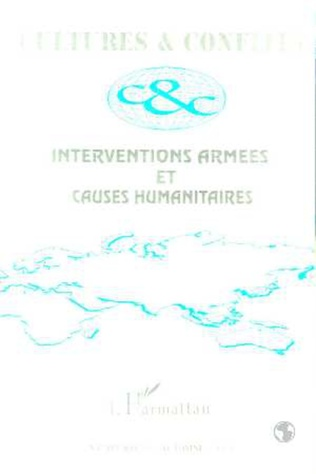 Couverture Interventions armées et causes humanitaires