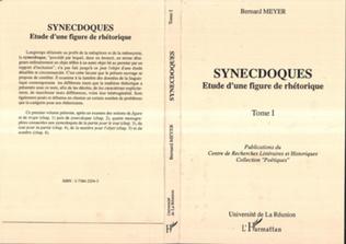Couverture Synecdoques