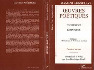 Couverture Oeuvres poétiques
