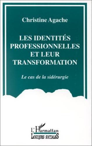 Couverture Les identités professionnelles et leur transformation