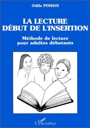 Couverture La lecture, début de l'insertion