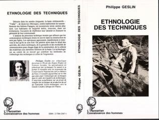 Couverture Ethnologie des techniques