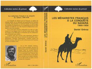 Couverture Les Méharistes à la conquête du Sahara 1900-1930