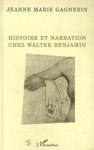 Couverture Histoire et narration chez Walter Benjamin