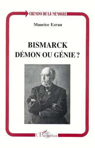 Couverture Bismarck, démon ou génie ?