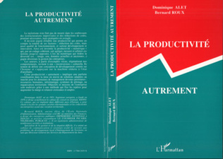 Couverture La productivité autrement