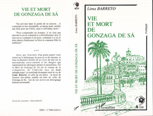 Couverture Vie et mort de Gonzaga de Sa