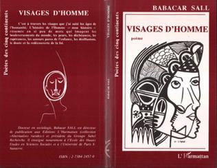 Couverture Visages d'homme (Poèmes)