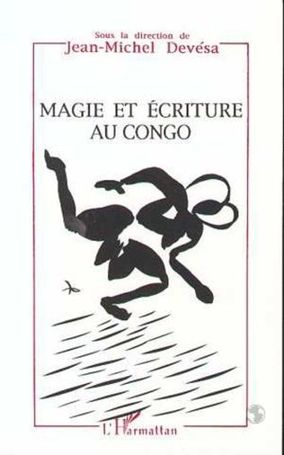 Couverture Magie et écriture au Congo