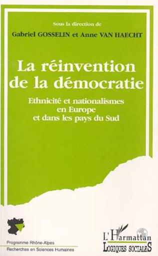 Couverture La réinvention de la démocratie
