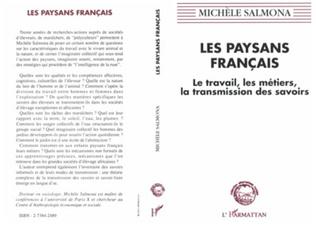 Couverture Les paysans français